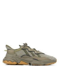 Chaussures de sport olive adidas