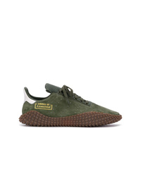 Chaussures de sport olive adidas
