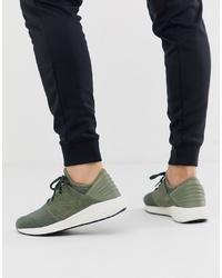 Chaussures de sport olive New Balance