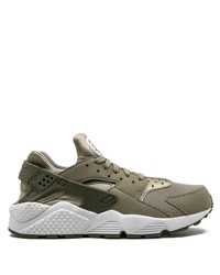 Chaussures de sport olive Nike