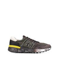Chaussures de sport olive Premiata