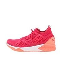 Chaussures de sport orange Puma