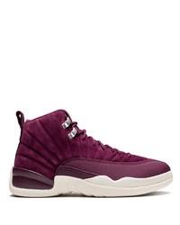 Chaussures de sport pourpres Jordan