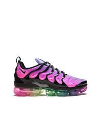 Chaussures de sport pourpres Nike