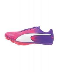 Chaussures de sport pourpres Puma