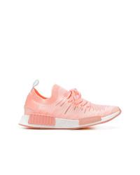 Chaussures de sport roses adidas