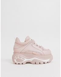 Chaussures de sport roses Buffalo