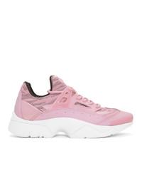 Chaussures de sport roses Kenzo