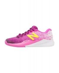 Chaussures de sport roses New Balance