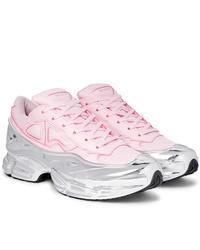 Chaussures de sport roses Raf Simons