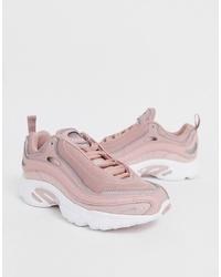 Chaussures de sport roses Reebok