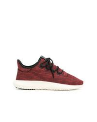 Chaussures de sport rouges adidas
