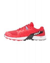 Chaussures de sport rouges Inov-8