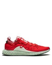 Chaussures de sport rouges Y-3