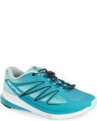 Chaussures de sport turquoise