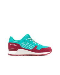 Chaussures de sport turquoise Asics