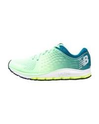 Chaussures de sport turquoise New Balance