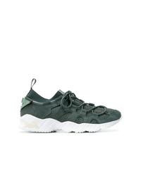 Chaussures de sport vert foncé Asics