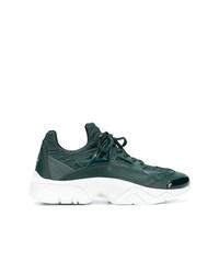 Chaussures de sport vert foncé Kenzo