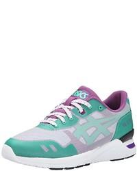 Chaussures de sport vert menthe