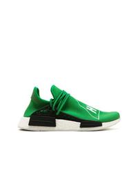 Chaussures de sport vertes adidas