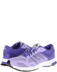 Chaussures de sport violettes claires