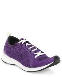 Chaussures de sport violettes