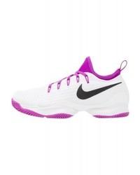 Chaussures de sport violettes Nike