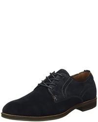 Chaussures derby bleues marine Tommy Hilfiger