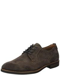 Chaussures derby brunes foncées Tommy Hilfiger