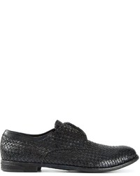 Chaussures derby en cuir original 2416011