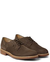 Chaussures derby en daim original 2416029