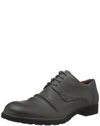 Chaussures derby gris foncé Goldmud