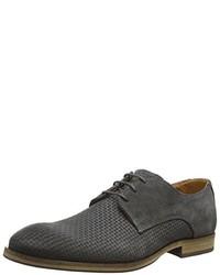 Chaussures derby gris foncé Selected