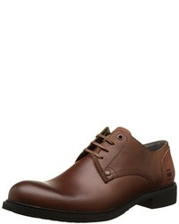 Chaussures derby marron foncé G-Star RAW