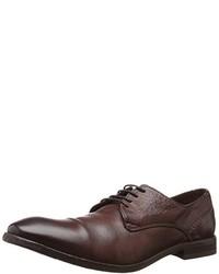 Chaussures derby marron foncé H.D. Hudson Mfg Co.