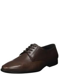 Chaussures derby marron foncé Kenzo