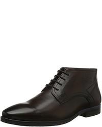 Chaussures derby marron foncé s.Oliver