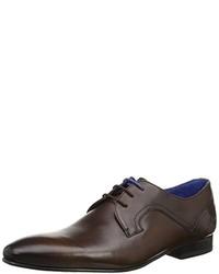 Chaussures derby marron foncé Ted Baker
