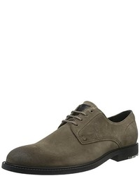 Chaussures derby marron Boss Orange