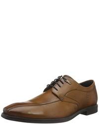 Chaussures derby marron Daniel Hechter