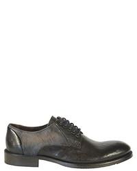 Chaussures derby noires Calzaturificio Lorenzi S.a.s.