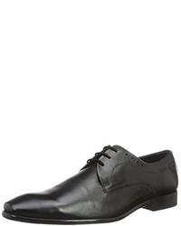 Chaussures derby noires Daniel Hechter