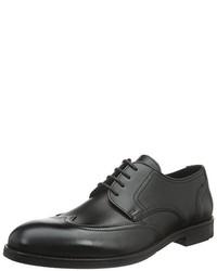 Chaussures derby noires Lloyd