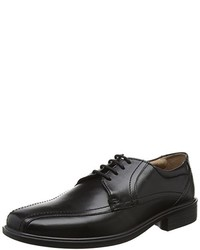 Chaussures derby noires Padders