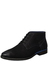 Chaussures derby noires s.Oliver