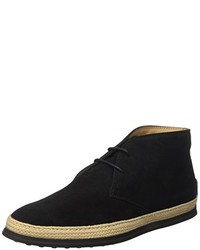 Chaussures derby noires Tod's