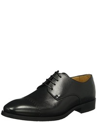 Chaussures derby noires Tommy Hilfiger