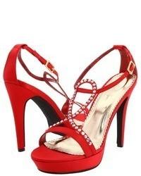 Chaussures en soie
