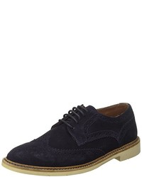 Chaussures habillées bleu marine Tommy Hilfiger